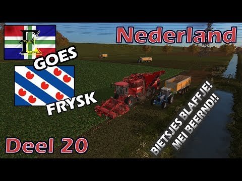 Farming simulator 2017 SEASONS | NEDERLAND | EEMHUUS FARMING GOES FRYSK! thumbnail