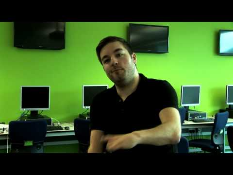 Alex Brooker returns to JMU Journalism