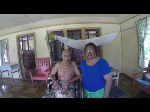 Vitolio Family trip to Samoa