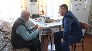 Прокурор района встретился с ветеранами Великой Отечественной Войны