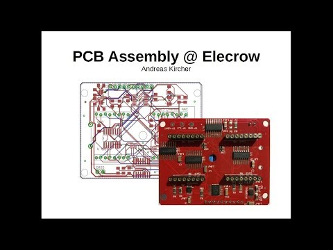 Review Elecrow PCB Assembly Service - YouTube