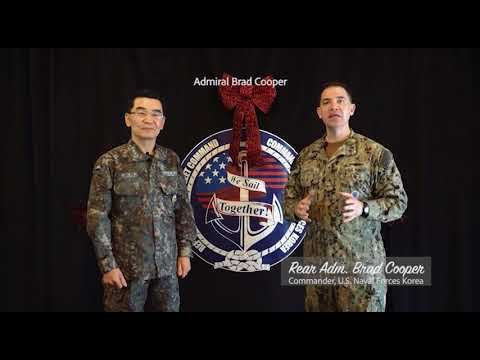 U.S. Naval Forces Korea - Holiday Message