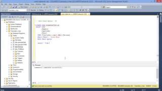 SQL Server | 57 - Expresión with check option en una Vista