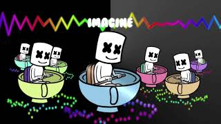 Marshmello - Imagine 1 Hour