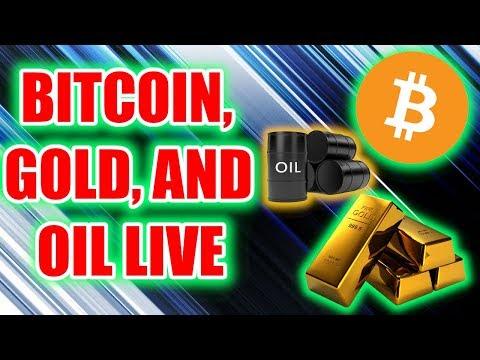 BITCOIN LIVE ❄❄ IRAN TENSIONS EASE, INVERSE YESTERDAY ❄❄ Episode 818 - Crypto Technical Analysis