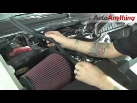 4 2 Vortec Engine Diagram How To Install An Airaid Cold Air Intake On A Chevy