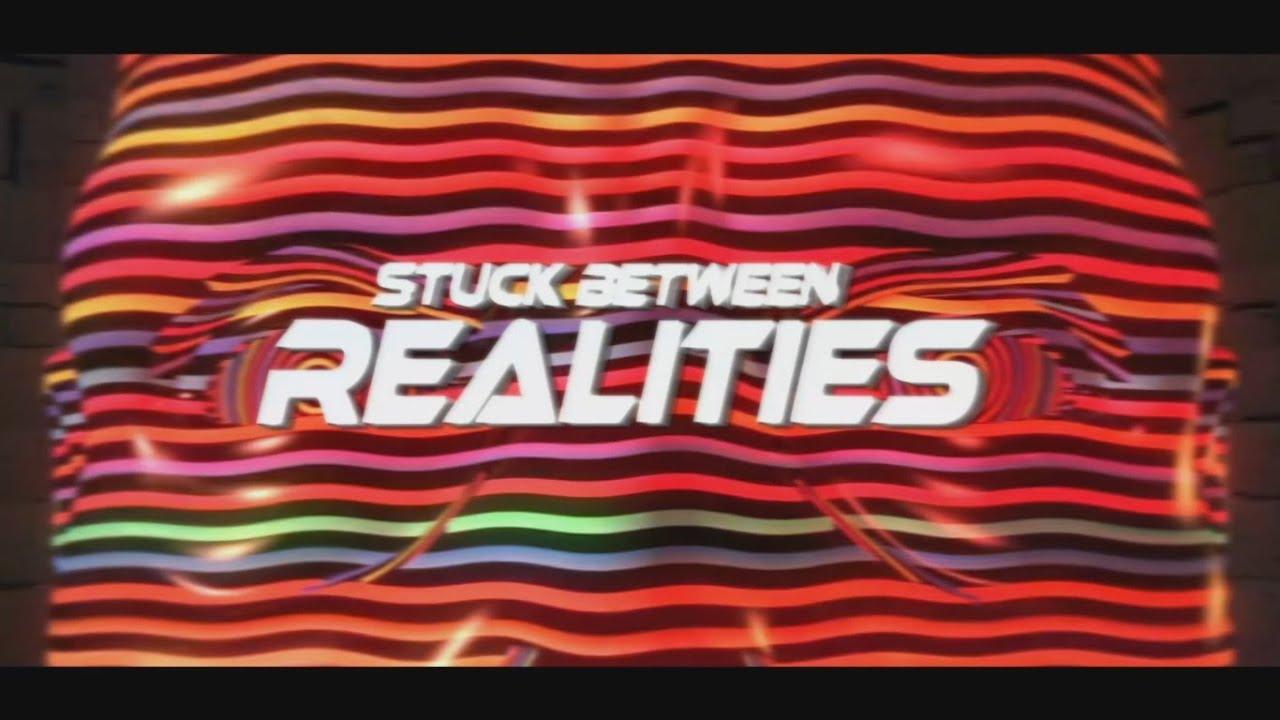 Exorcizphobia - Stuck Between Realities (Official Lyric Video)