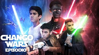 STAR WARS EN LA VIDA REAL (PARODIA) CHANGO WARS - EPISODIO I - Changovision