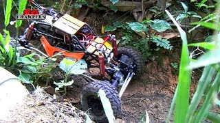 RC Scale Trucks Offroad Adventures at Durian Trail