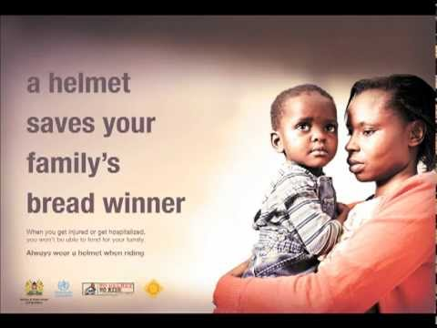 "Road Safety PSA Kenya ""Regret"" (radio)"