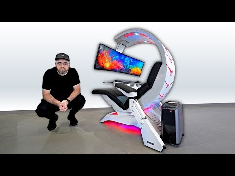 Thumbnail: The Most Insane Workstation + Gaming Setup