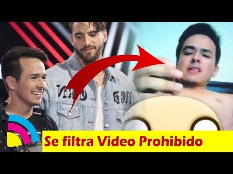 SE FILTRA VIDEO PROHIBIDO de Alex Rodríguez de La Voz México televisa, EQUIPO DE MALUMA