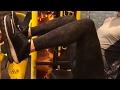 GUYS WEARING LEGGINGS | ZACK AND TORY