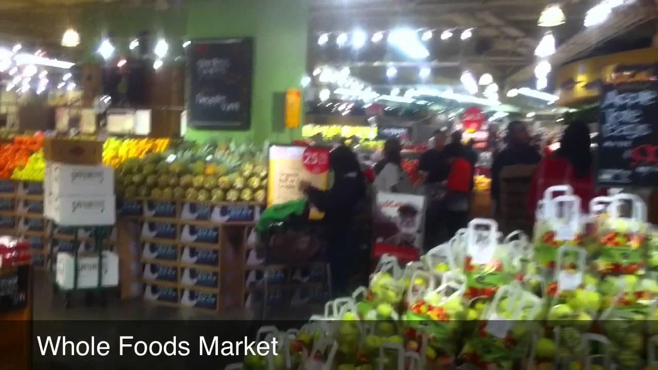 Whole Foods  Columbus Circle New York