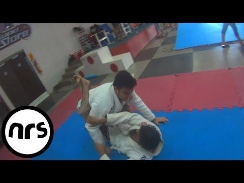 vlog193 - Learning some Jiu-jitsu - Porto Velho, Brazil