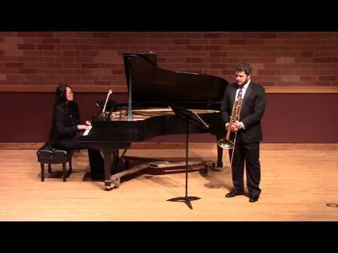 Gage Karolczak OU Senior Recital - Trombone - April 2018