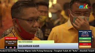 Musda X, Inarto Jadi Ketua DPD II Partai Golkar Kendari