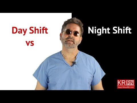Day Shift vs Night Shift
