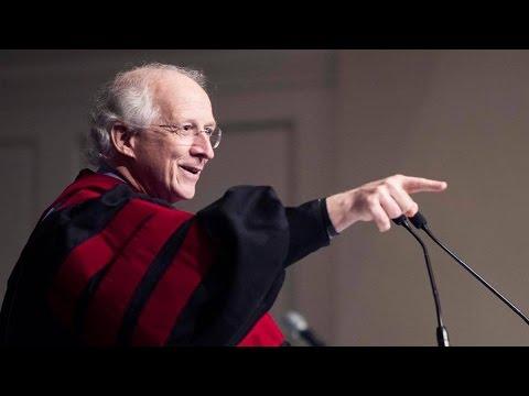 WATCH: John Piper's Challenging 2017 Commencement Speech