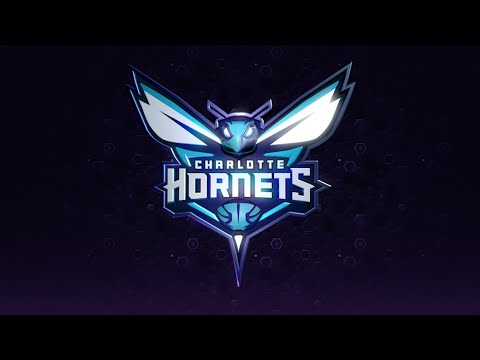 Charlotte Hornets Game Intro Motion Graphics (2014)