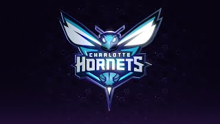 Charlotte Hornets Game Intro Graphics (2014)