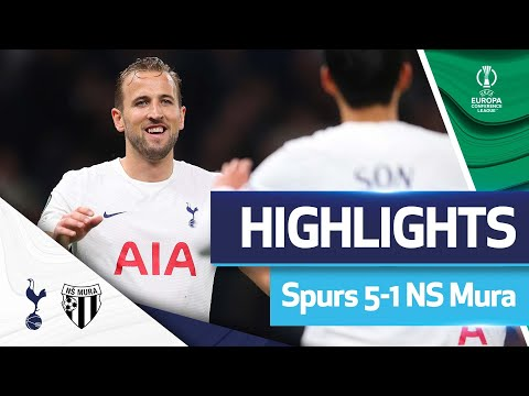 Harry Kane Scores A 20-Minute Hat-Trick In Mura's Win!  HIGHLIGHTS |  STEP 5-1 NS MURA