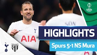 Harry Kane scores 20-minute hat-trick in Mura win! HIGHLIGHTS