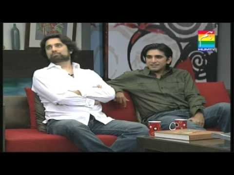 Noori interview on the show 'Morning with Hum' on Hum TV [Part 1]