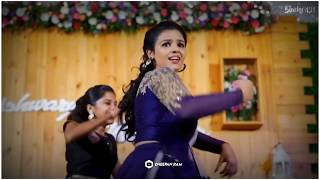Mambattiyan 🔞 Marriage Video 💕 Couples Dance 😍 Stage  Cute Dance Video 🥰