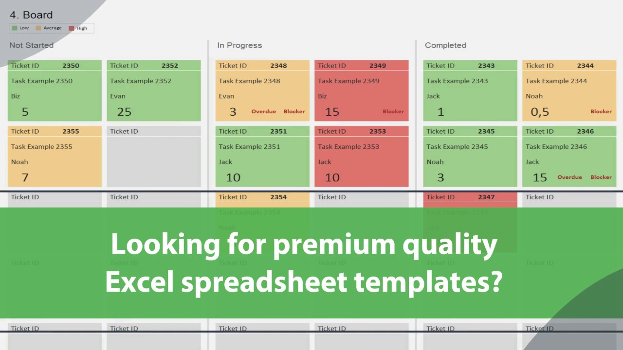 the best excel templates for your business youtube
