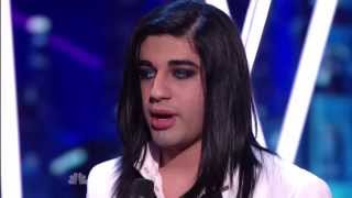 Andrew De Leon - Wild Card Show on AGT 2012