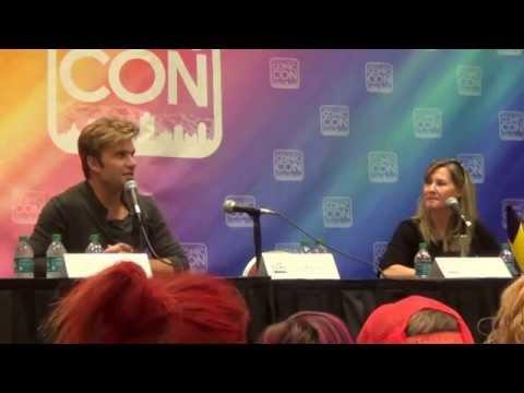SLC Comic Con Anime Panel 2014 - Vic Mignogna/ Veronica Taylor / Johnny Young Bosch