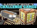 Minecraft: STONE WHEELBARROW CHALLENGE GAMES - Lucky Block Mod - Modded Mini-Game