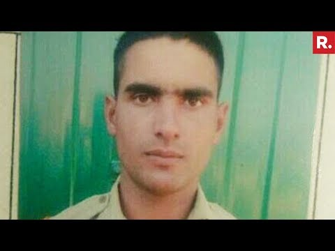 BSF Soldier Ramzan Parray Killed By Terrorists