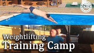 Weightlifting Training Camp.2 ( August , 2017)/S.BONDARENKO(Weightlifting & CrossFit)