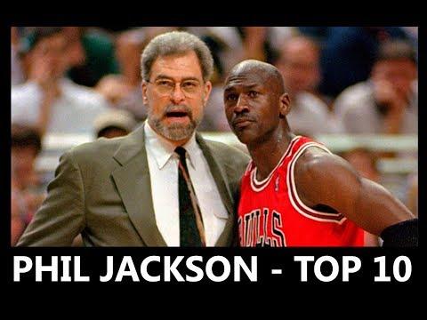 PHIL JACKSON TOP10 (1996)