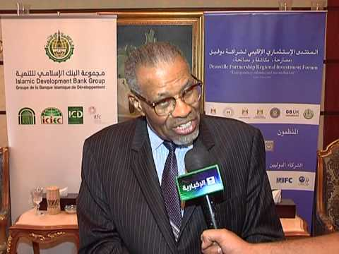 Interview with Dr. Ahmed Mohamed Ali, President IDB Group