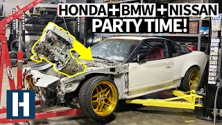 new-bulletproof-seat-time-combo-we-swap-a-bmw-trans-into-a-honda-powered-nissan