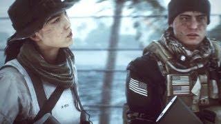 Battlefield 4 — Трейлер одиночной кампании!