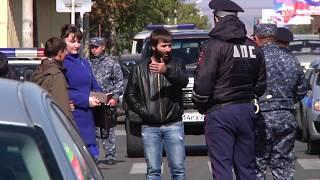 ДТП в Черкесске со смертельным исходом.