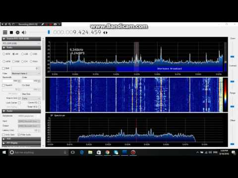 Voice of Korea (North Korea) russian service signing in. received in Germany on 9425 KHz
