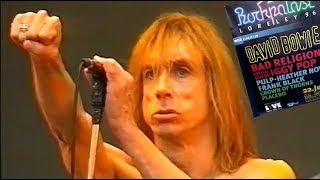 Iggy Pop - St. Goarshausen 22.06.1996 (TV) Live & Interview