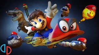 Super Mario Odyssey - YUZU TEST 7 (InGame / Various Levels and FPS Showcased)