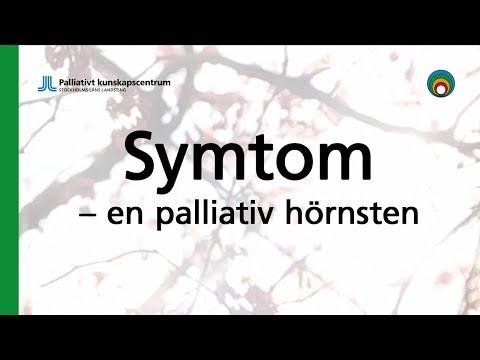 Symtom – En Palliativ Hörnsten