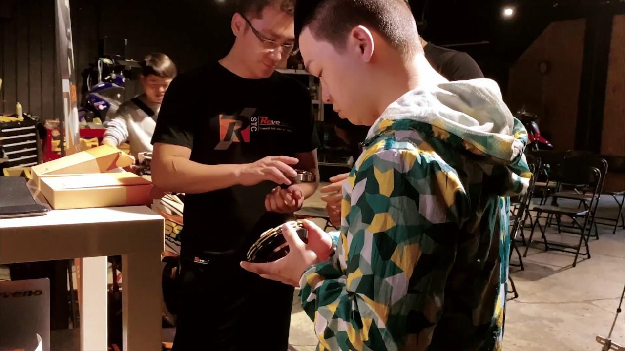 台灣北區經銷會議/Taiwan franchise meeting | CVT/STC/後組/多片式離合器/clutch