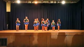 Beginner Salsa Kids at 3 year Anniversary Party - Nieves Latin Dance Studio