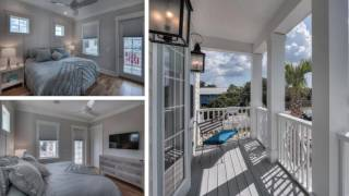 'Southern Cross' 30A Inlet Beach FL Luxury Vacation Rental House