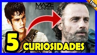 Maze Runer 3: La Cura Mortal | 5 Curiosidades | The Walking Dead??? | Maze Runner The Death Cure