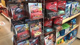 MATTEL Disney CARS 3 HUNTING! (McQueen, Deluxe cars, MORE!)