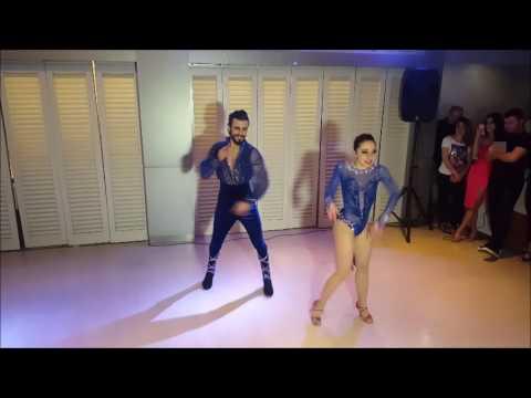 Gökçe Şahintürk & Serkan Övet Salsa Show